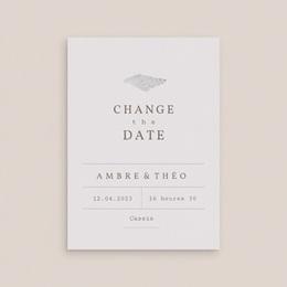 Change the date mariage Coquillages épurés, New date & Photo gratuit