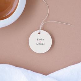 Etiquettes cadeaux mariage Youpi, un beau souvenir