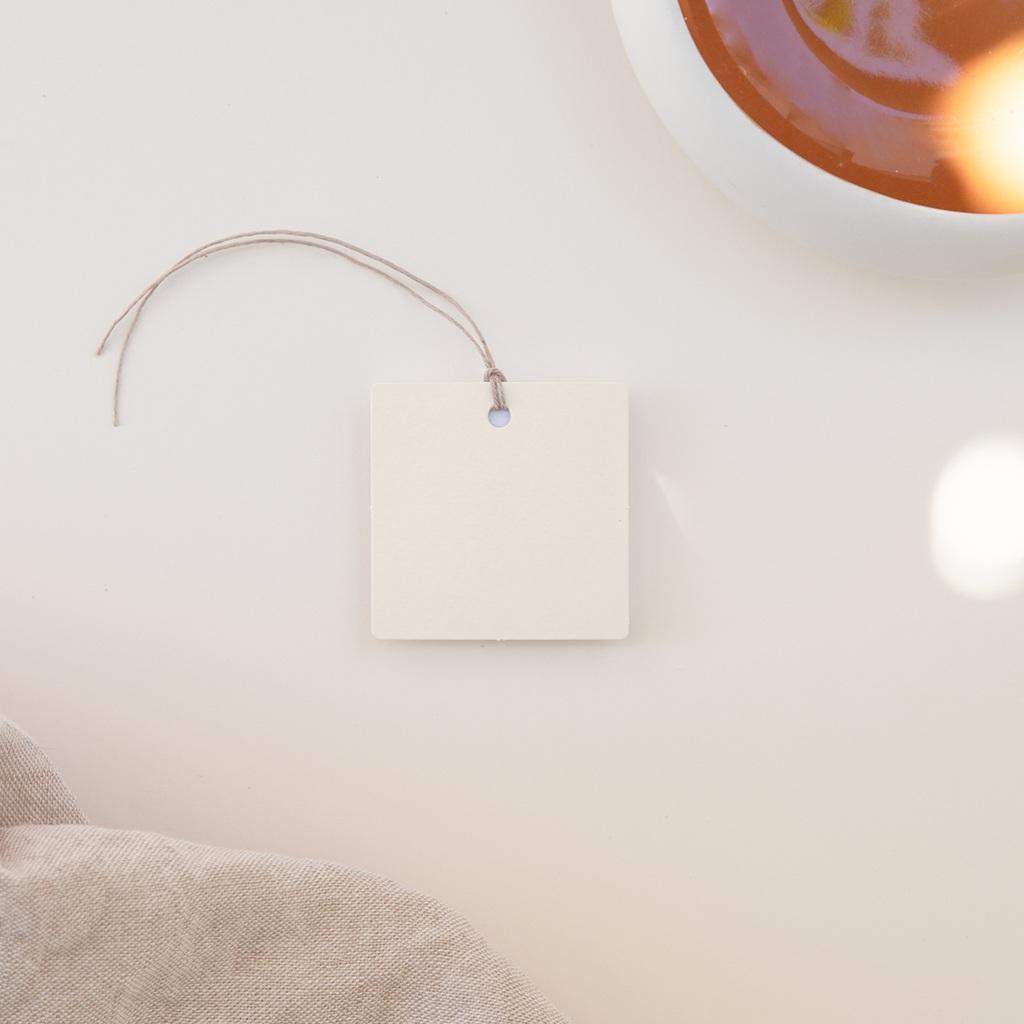 Marque-place mariage Typographie & Couleur, porte-nom, 4,5 cm