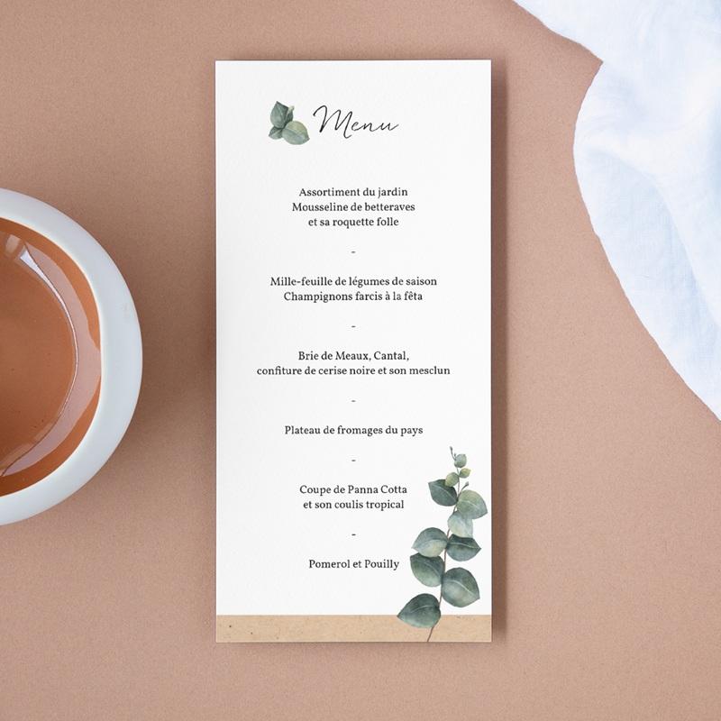 Menu mariage Liège d'Eucalyptus, repas