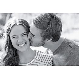 Carte de remerciement mariage Love.com  gratuit