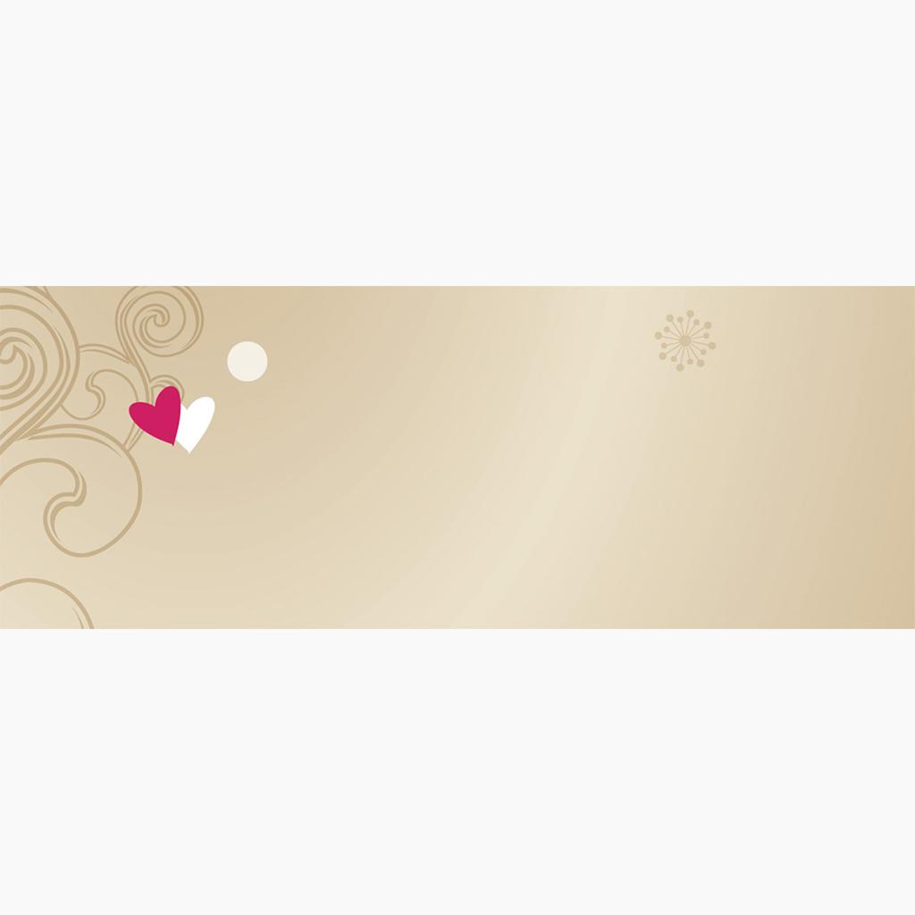 Marque-place mariage Youpi 1 fille gratuit