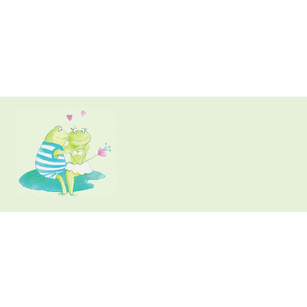 Marque-place mariage Les Grenouilles  gratuit