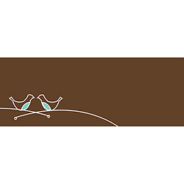Marque-place mariage Idylle chocolat gratuit