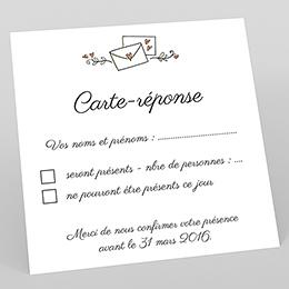 Carton réponse mariage Sidecar