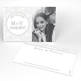 Save-the-date mariage Vendôme