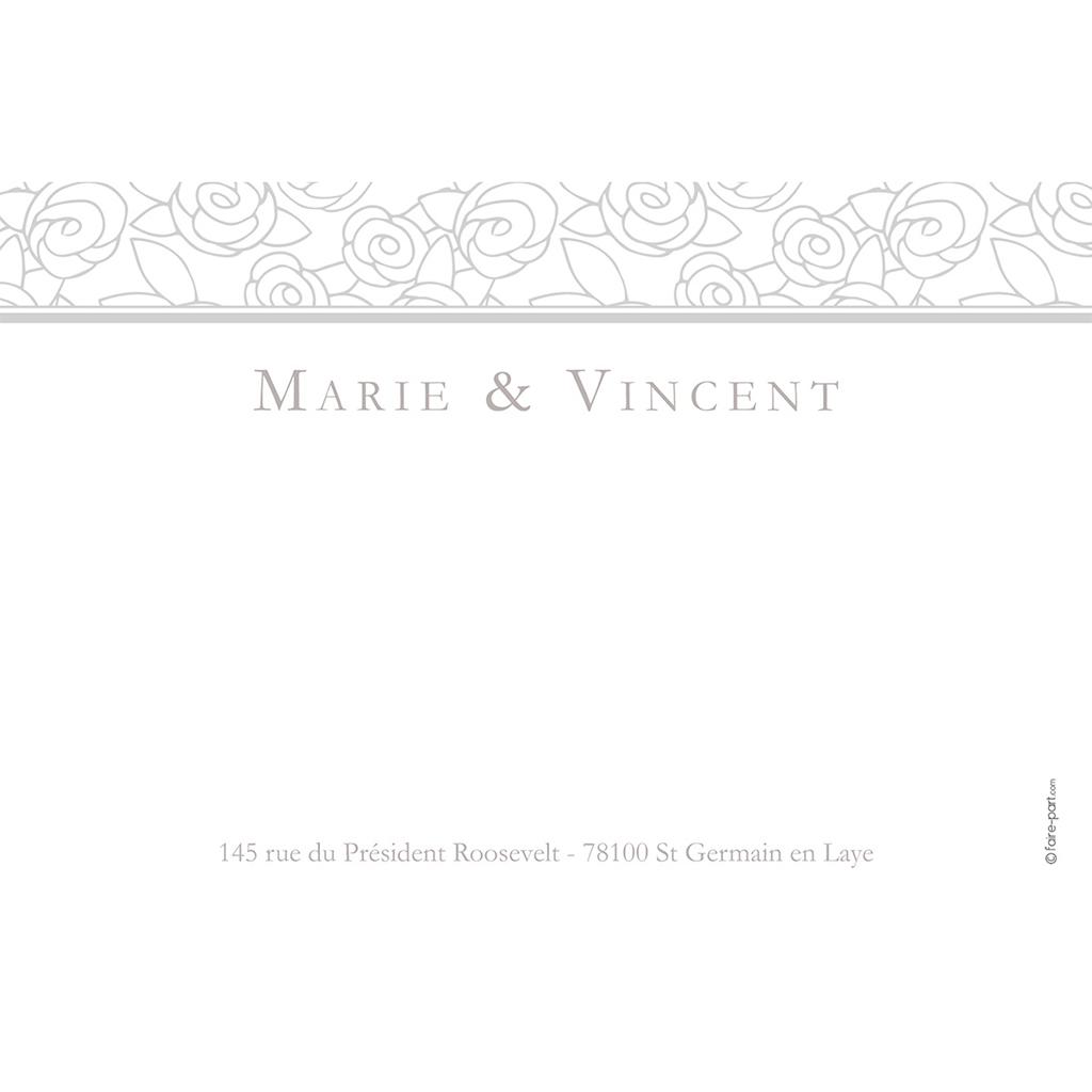 Save-the-date mariage Vendôme  gratuit