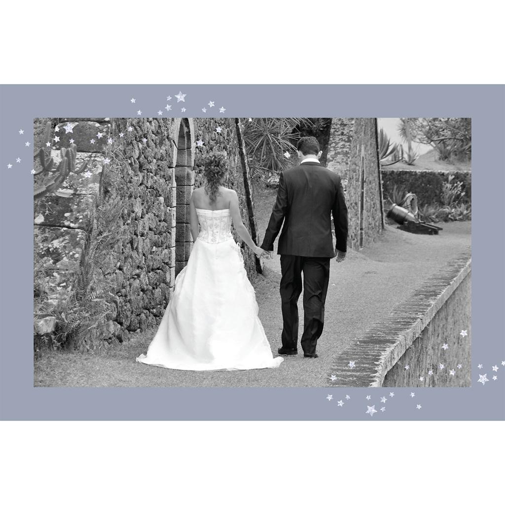 Carte de remerciement mariage William et Kate  gratuit