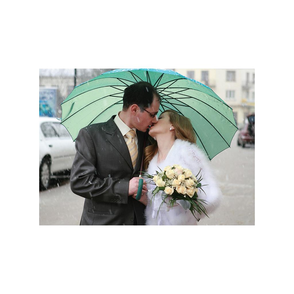 Carte de remerciement mariage Les Grenouilles  gratuit
