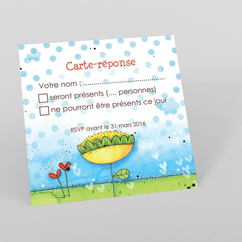 Carton réponse mariage Ouizz