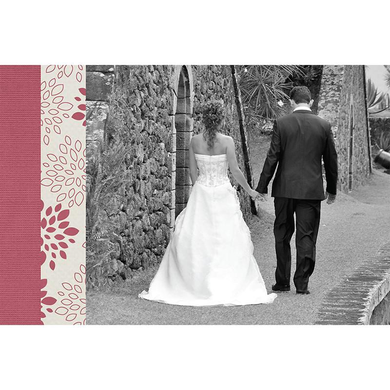 Carte de remerciement mariage Promesse gratuit