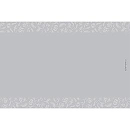 Save-the-date mariage Letter Press gris gratuit