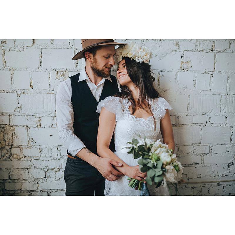 Carte de remerciement mariage Arizona pas cher