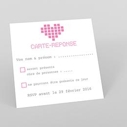 Carton réponse mariage Love.com