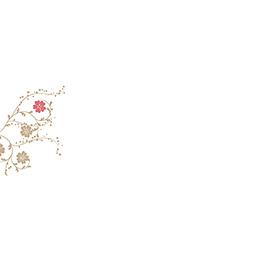 Marque-place mariage Nuptial doré gratuit