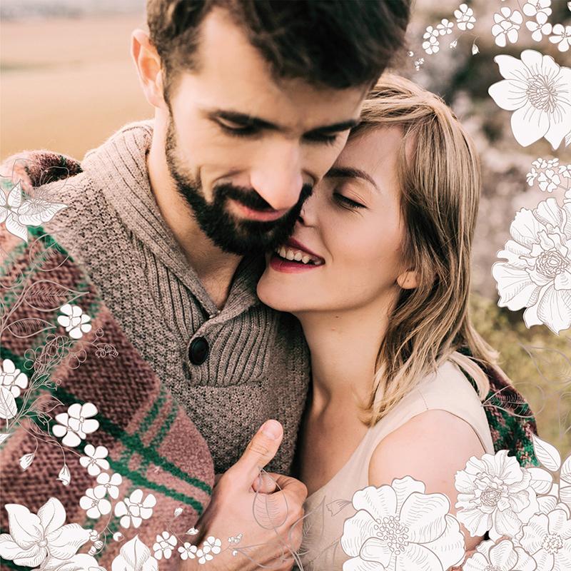 Faire-part de mariage Elégance pas cher