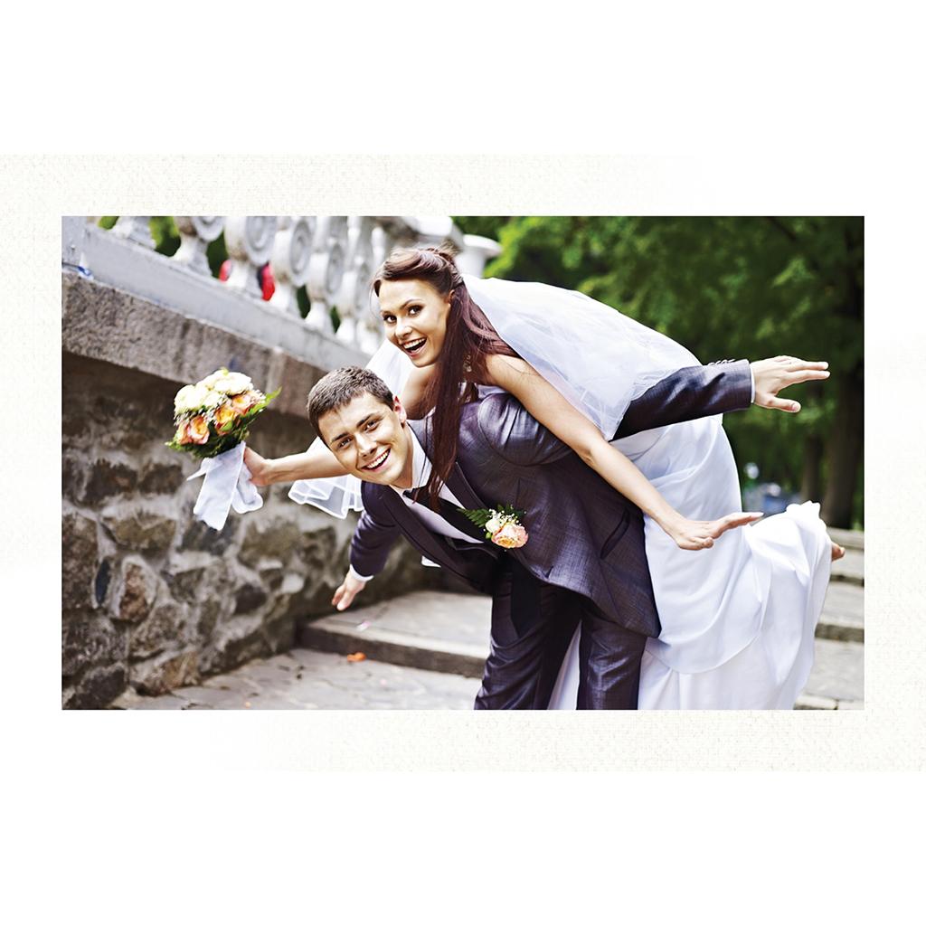Carte de remerciement mariage Certitude  gratuit