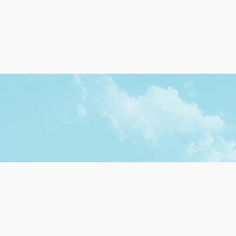 Marque-place mariage Bleu ciel  gratuit