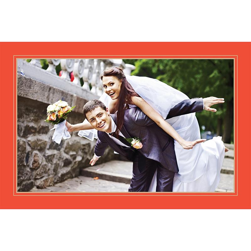 Carte de remerciement mariage Christian et Satine  gratuit