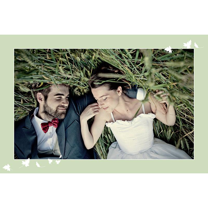 Carte de remerciement mariage Adam et Eve  gratuit