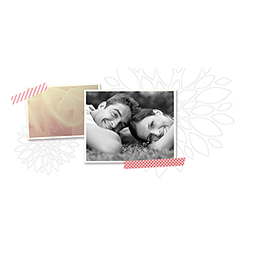 Faire-part de mariage Bois de Rose  gratuit
