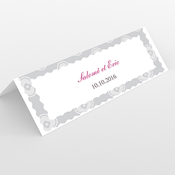 Marque-place mariage Birdy