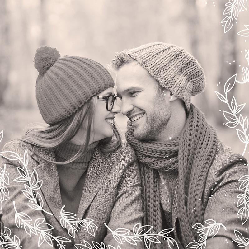 Faire-part de mariage Tendance bois gratuit