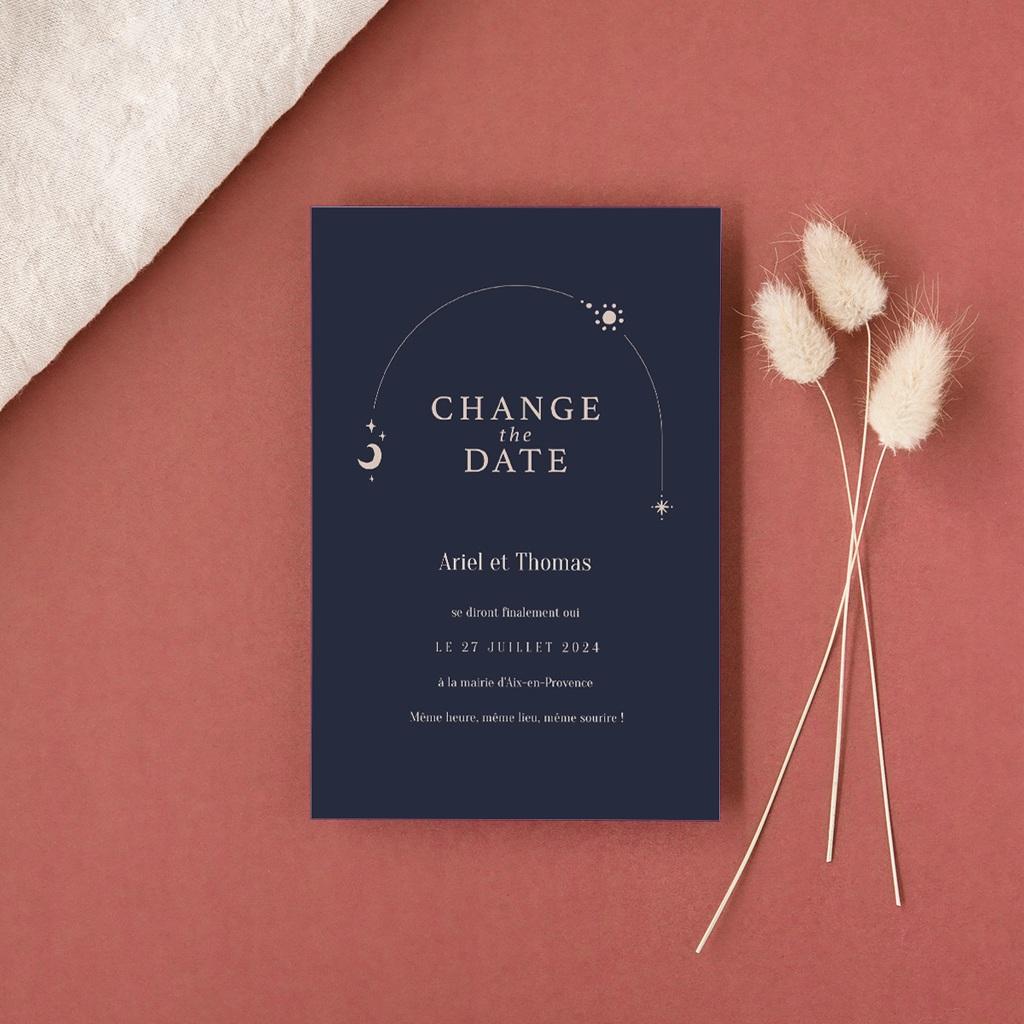 Change the date mariage Arche de Minuit gratuit
