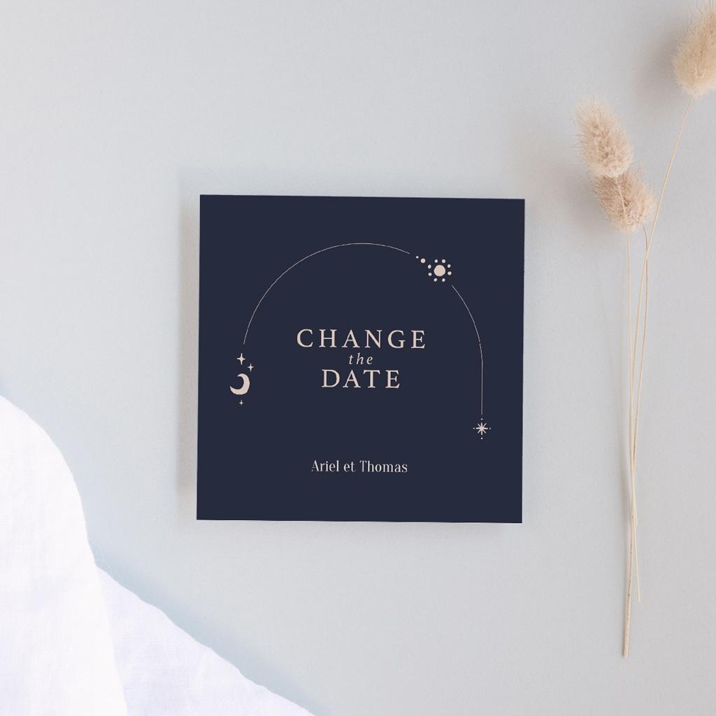 Change the date mariage Arche de Minuit info