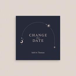 Change the date mariage Arche de Minuit info gratuit
