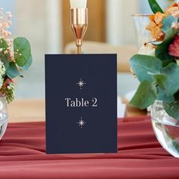 Marque table mariage Arche de Minuit gratuit