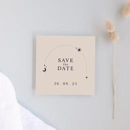 Save-the-date mariage Arche de Minuit