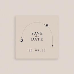 Save-the-date mariage Arche de Minuit gratuit