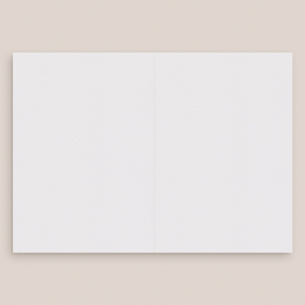 Livret de messe mariage Perfect Day Kraft, 15 x 22 cm pas cher