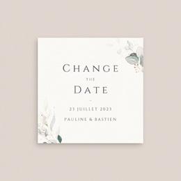 Change the date mariage Provence Champêtre, date reportée gratuit