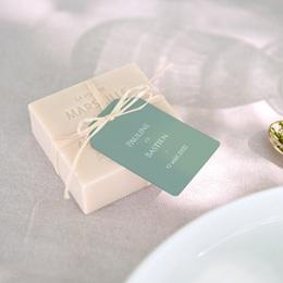 Etiquettes cadeaux mariage Provence Champêtre, Cadeau invité
