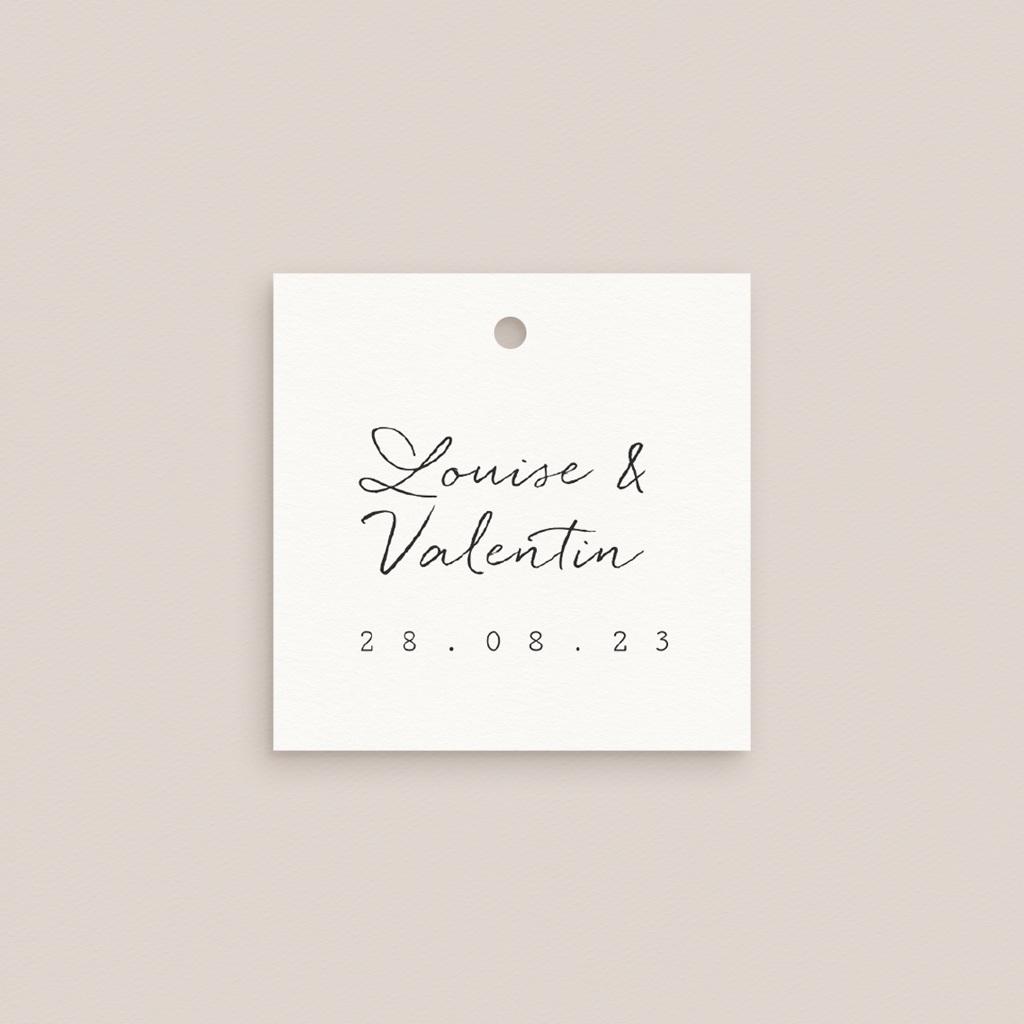 Etiquettes cadeaux mariage Bouquet fleurs pourpres, Souvenir gratuit