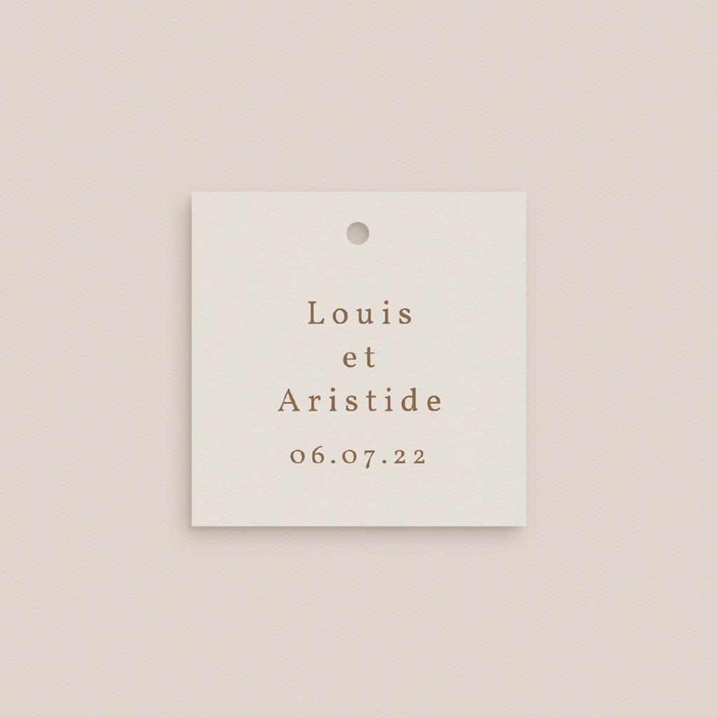 Etiquettes cadeaux mariage Silhouette de Pivoines, Souvenir, 4,5 x 4,5 cm gratuit