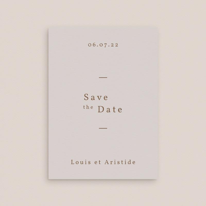 Save-the-date mariage Silhouette de Pivoines, D-Day, 10 x 14 cm gratuit