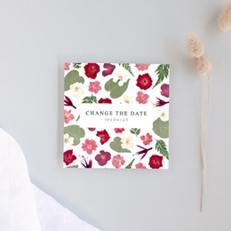 Change the date mariage Romance Florale, New Date