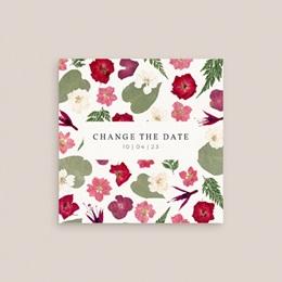Change the date mariage Romance Florale, New Date gratuit