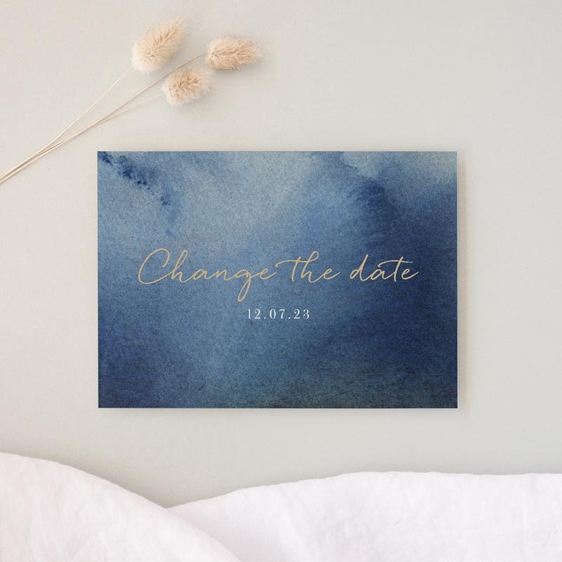 Change the date mariage Sous la voûte étoilée, Nouvelle Date