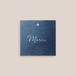Etiquettes cadeaux mariage Sous la voûte étoilée, 4,5 cm pas cher