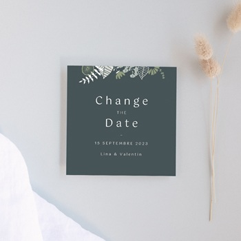 Change the date mariage Matcha, Nouvelle Date