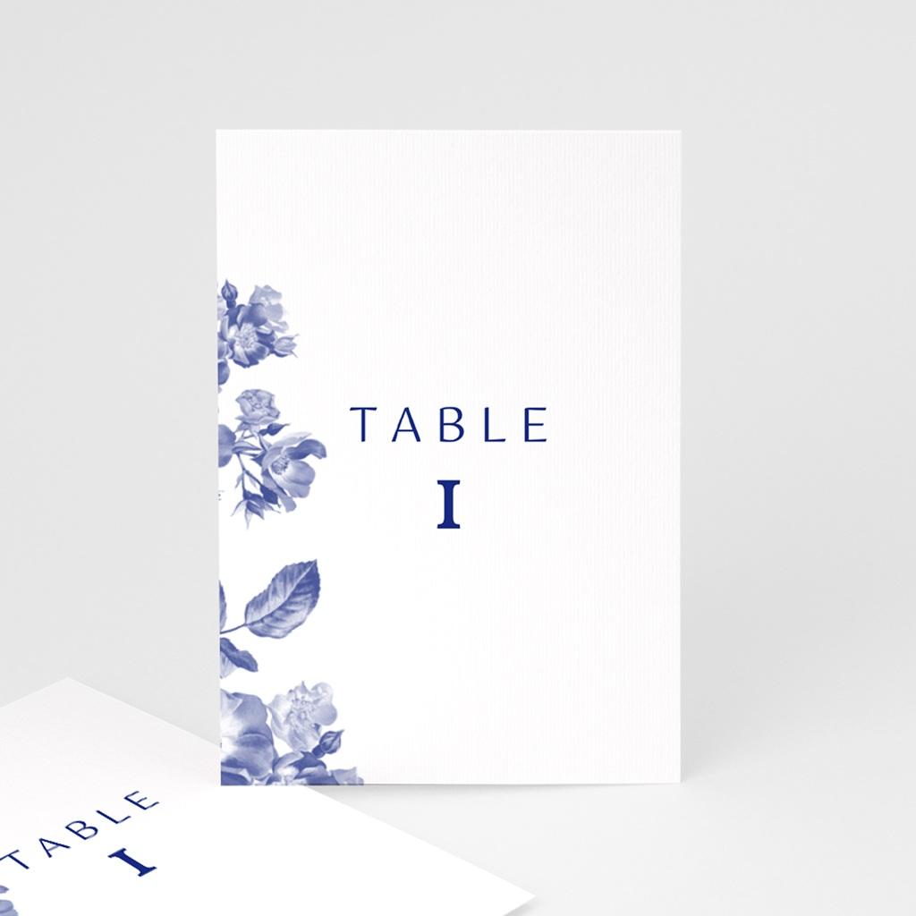 Marque table mariage Rhapsody, 3 repères