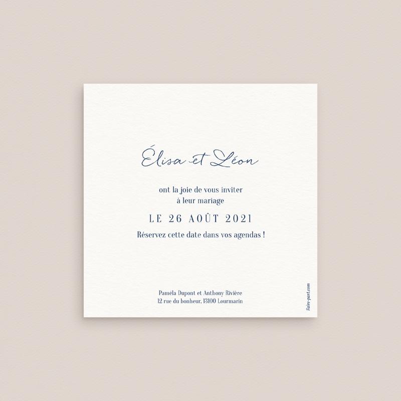 Save-the-date mariage Sous la voûte étoilée, 10 x 10 pas cher