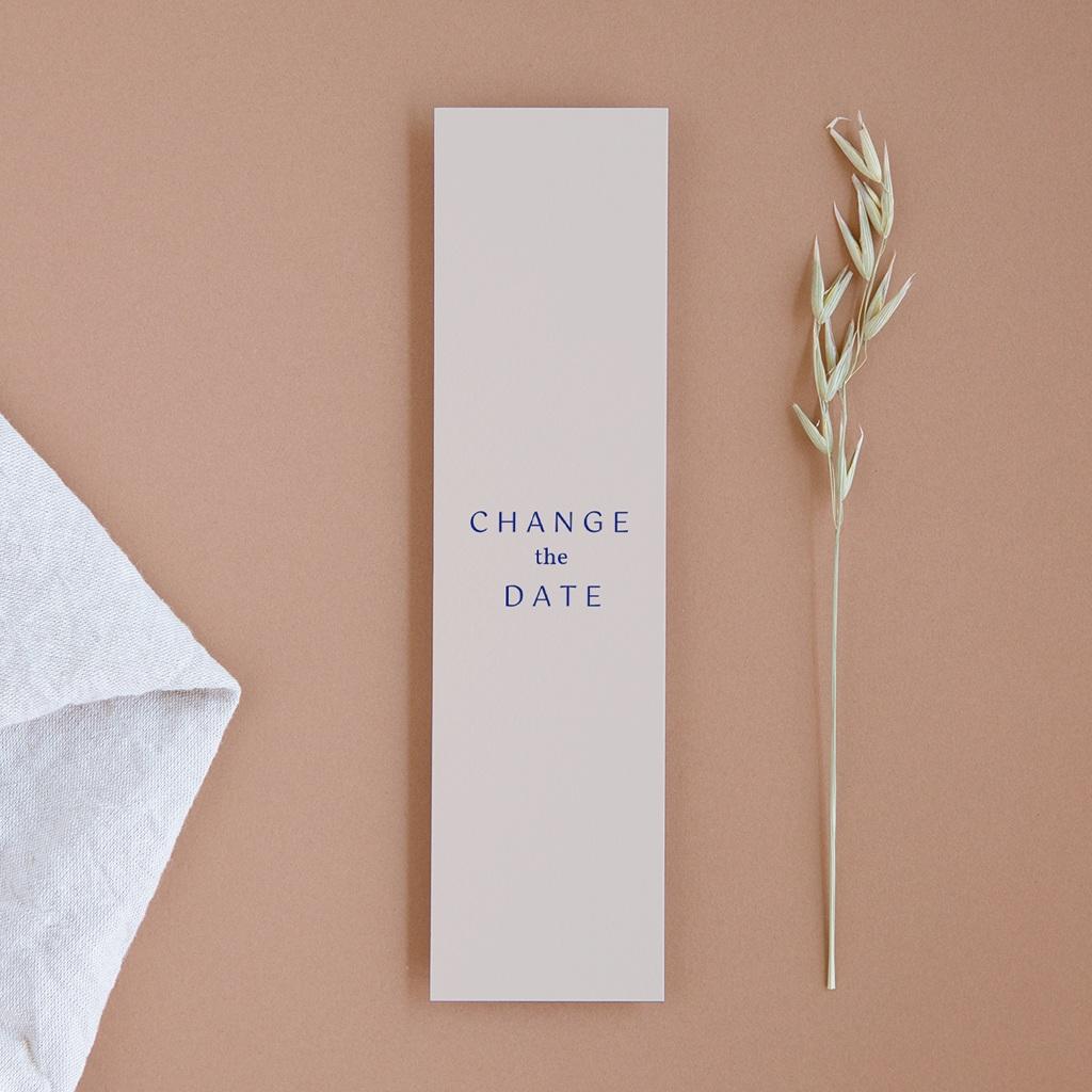 Change the date mariage Rhapsody