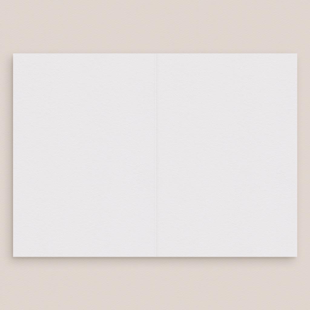Livret de messe mariage Fleurs d'aquarelle Kraft, 15 x 22 cm pas cher