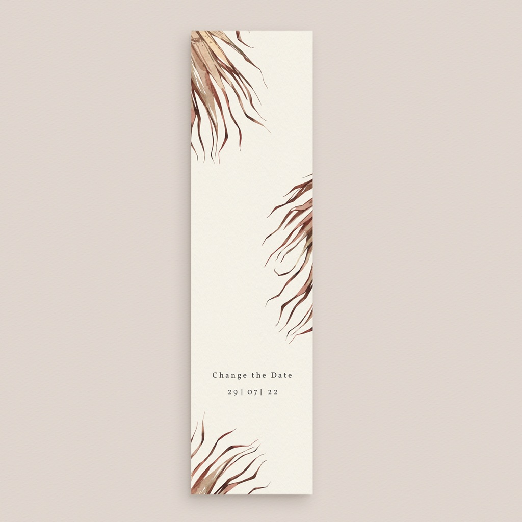 Change the date mariage Médaillon Floral, 5,5 x 21 cm gratuit