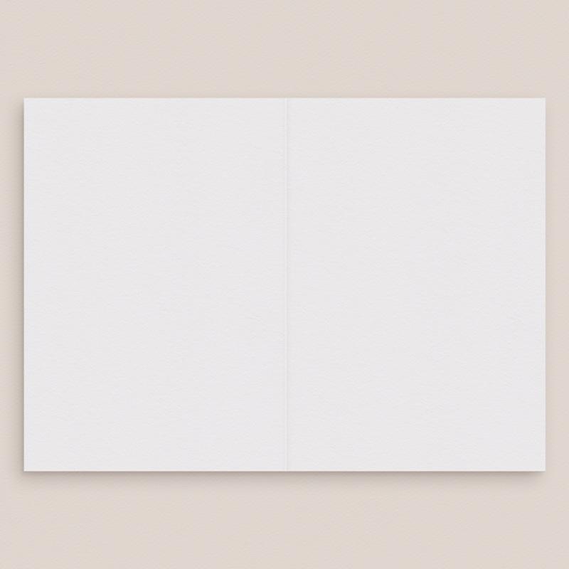 Livret de messe mariage Encadrement Floral, 15 x 22 cm